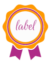 label orange